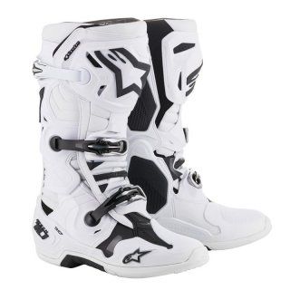 Stiefel Alpinestars Tech 10 White