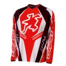 Hebo Pro Trial Jersey Red