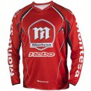 Hebo Montesa Team Trial Jersey Red