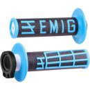 EMIG V2 LOCK-ON Griffe Light Blue Black