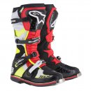 Alpinestars Tech 8 RS Red Yellow