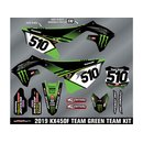 N-Style Team Monster Energy Kit KX 450 19-