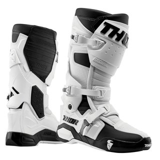 Thor Radial Offroad/MX Gelenk Stiefel White