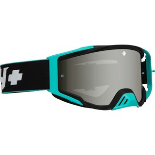 SPY OPTIC Brille Found.Plus Camo Teal HD smoke/silber spectr