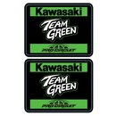 Kawasaki Team Green Team Sticker