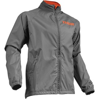 Thor Endurojacke PACK JACKET GREY ORANGE