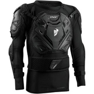 Thor Sentry Safetyjacket/ Protektorenjacke Black