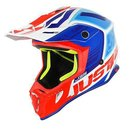 Just One MX Helm Blade J38 Blue Red White