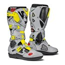 Sidi Crossfire 3 Boots SRS Yellow Fluo Grey