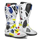 Sidi Crossfire 3 White Blue Yellow Fluo