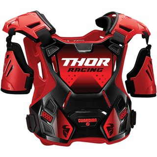 Thor Guardian  Brustpanzer Red/Black