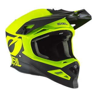 Oneal 8SERIES Helmet 2T neon yellow