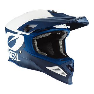 Oneal 8SERIES Helmet 2T blue white