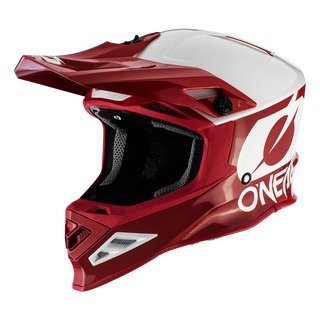 Oneal 8SERIES Helmet 2T red white