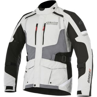 Alpinestars V2 All Wetter Enduro Jacke White Black
