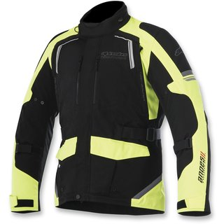 Alpinestars V2 All Wetter Enduro Jacke Yellow Black