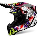 Airoh Twist MX / Enduro Helm Crazy