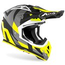 Airoh Aviator Ace MX / Enduro Helm Yellow