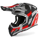 Airoh Aviator Ace MX / Enduro Helm Tric Matt Red