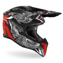 Airoh Wrap MX / Enduro Helm Octopus