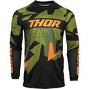 Thor Sector MX/Enduro Jersey 2021 Value Green