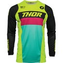 Thor Sector MX/Enduro Jersey 2021 Pulse Yellow