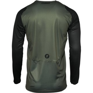 Thor Sector MX/Enduro Jersey 2021 Pulse Green