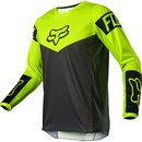 FOX Kids180 REVN Jersey Yellow 2021